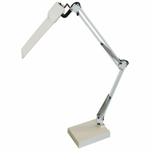 20th Century Industrial Design Adjustable Table antique Desk Lamp by Luxo,