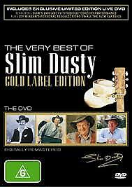 🌟 The Very Best Of Slim Dusty : Gold Label Edition