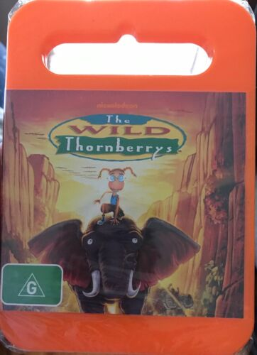 THE WILD THORNBERRYS MOVIE - BRAND NEW & SEALED DVD (NICKELODEON)