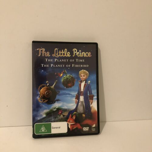 The Little Prince.The Planet Of Time The Planet Of Firebird  Fast Post R 2,4,5