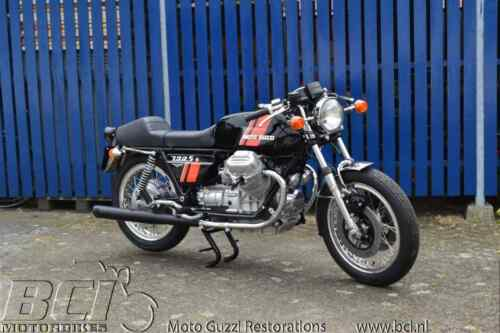 Moto Guzzi 750 S Fully restored