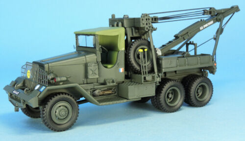 MASTER FIGHTER 1/48 CAMION GRUE MILITAIRE WARD LaFrance M1A1 s5 6X6 MF48604FR