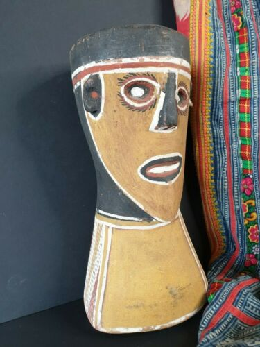 Old Australian Aboriginal Mokoy Carving …beautiful collection piece