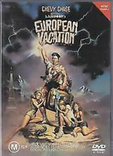 National Lampoon's European Vacation [R4] very good condition   t70