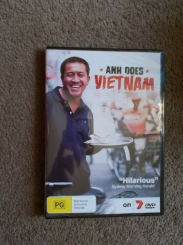 Anh Does Vietnam DVD