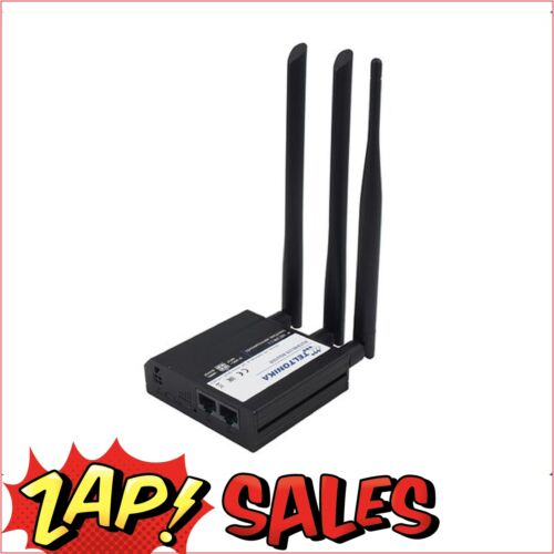 Teltonika WiFi LTE Router D4360 Made in Lithuania