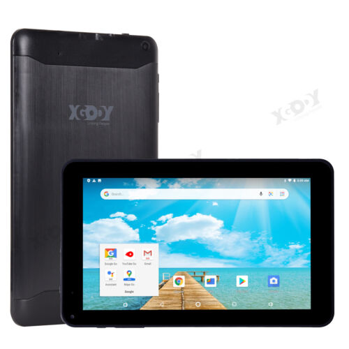 XGODY Android 6.0 Tablet PC 9 inch 8/16GB ROM Wi-Fi Quad core 2xCamera Bluetooth