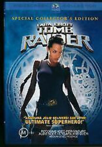 Lara Croft - Tomb Raider: Special Collector's Edition DVD R4 brand new sealed