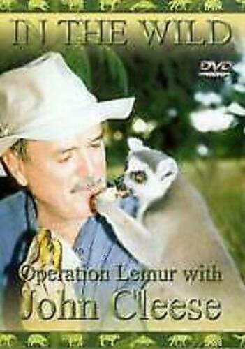 IN THE WILD - LEMURS - WITH JOHN CLEESE - WILDLIFE SERIES - DVD RARE REGION 4