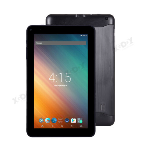 "XGODY 9"" 1+16GB Android 6.0 Tablet PC Quad Core Dual Camera For Kids Bundle Case"