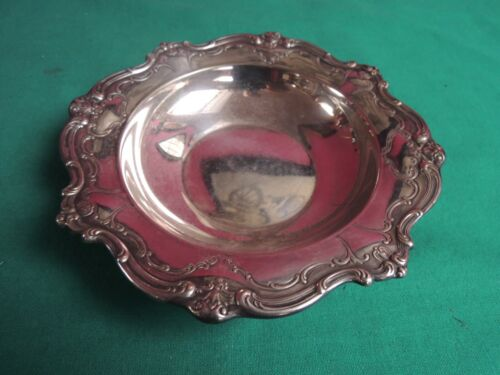 *L68*-  GORHAM - CIOTOLA CENTER TABLE- STERLING  925 - CANDY HOLD