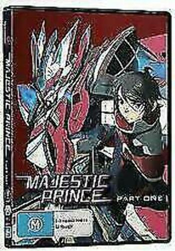 Majestic Prince Part One - Anime 2 Disc Set : vgc  DVD (RARE)  t1
