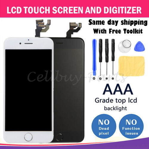 For iPhone 7 8 6S 6 Plus LCD Touch Screen Replacement Display Assembly Digitizer