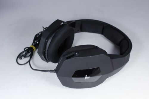 GENUINE 4GAMERS PRO 4-80 PLAYSTATION HEADSET GAMING HEADPHONES FOR PS4