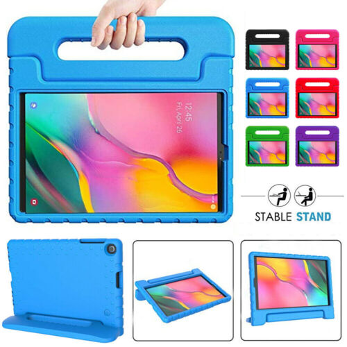 """For Samsung Galaxy Tab A 7.0 8.0 9.7"""" 10.1"""" Shock Proof Case Kids Safe EVA Cover"""