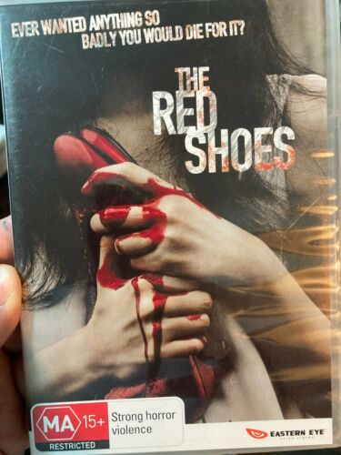 The Red Shoes region 4 DVD (2005 South Korean horror movie)