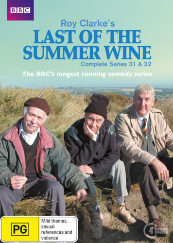 Last of the Summer Wine: S31 & S32 Final Series 31 & 32  DVD R4