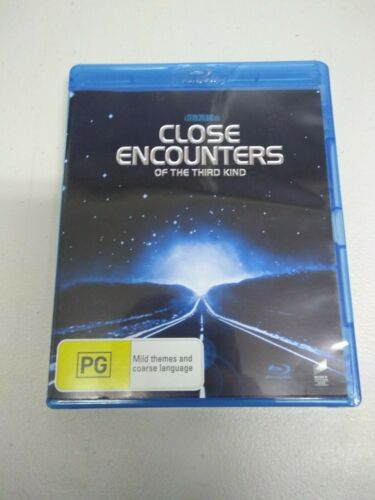 Close Encounters of the Third Kind Blu Ray Used