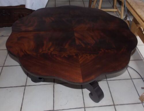 Rosewood Empire Coffee Table  (CT109)