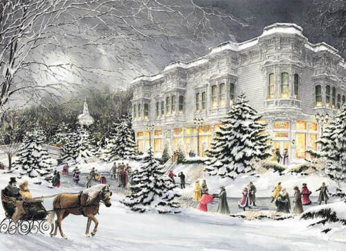 Christmas on Coddle Hill