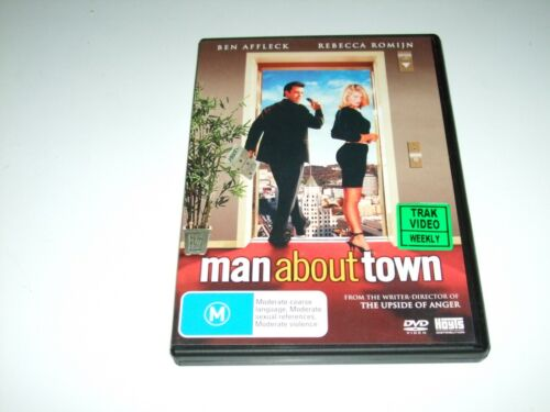 Man About Town - DVD **Free Postage**