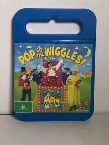 THE WIGGLES Pop Go The Wiggles : Nursery Rhymes and Songs DVD Fast & Free Post