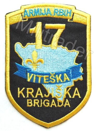 sleeve patch war time vintage patch ! THIRD CORPS Bosnia Army 3rd CORPS