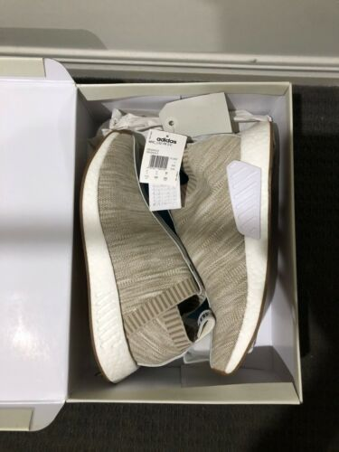 Adidas NMD CS2 Kith x Naked Sandstone Mens US11.5 NEW IN BOX