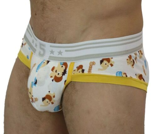NEW MENS ELEPHANT  FUN ADULT BOXER BRIEF PARTY