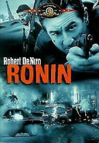 Ronin Dvd - Ronin  very good condition  t26