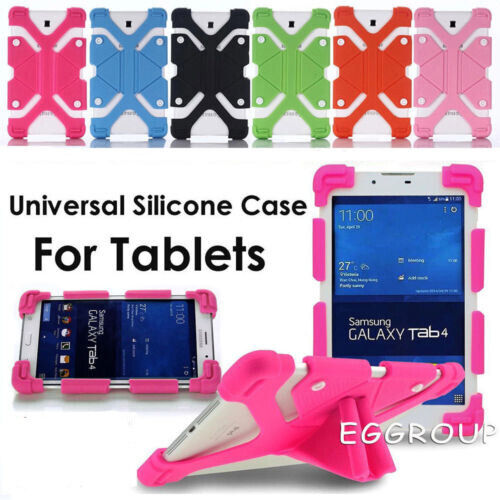"""Universal Kids Shockproof Silicone Cover Case For 7"""" 8"""" 10"""" 10.1"""" inch Tablet PC"""