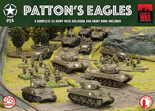 Patton's Eagles (Army Deal) Flames of War