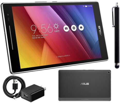 ASUS ZenPad Dark Gray 16GB Wi-Fi Only 8-inch - Free 2-Day Shipping and Bundle