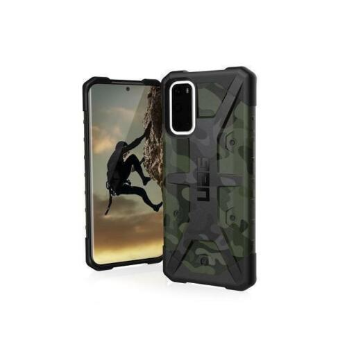 UAG PATHFINDER CASE for Samsung GALAXY S20+ - Forest Camo Rugged Drop Protection
