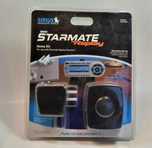 NIB Sirius Starmate Replay Home Kit STH2R sealed for starmate Replay Receiver