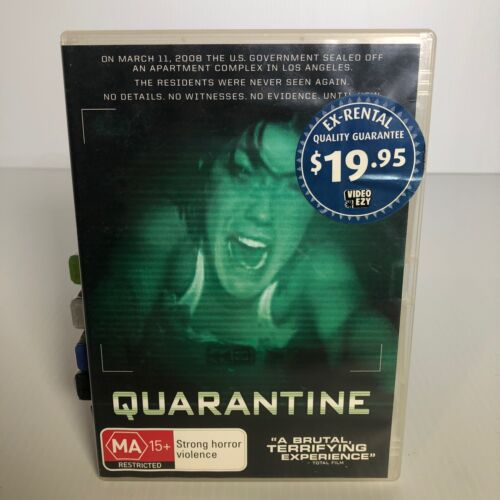 Quarantine DVD R4