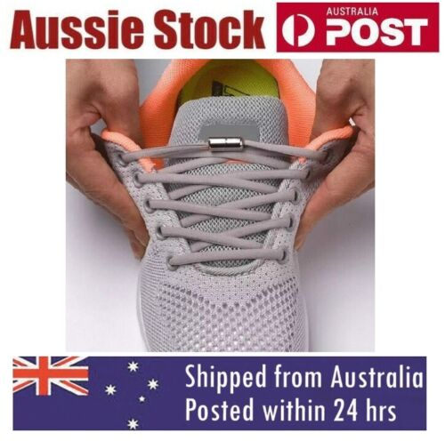No Tie Locked Elastic Shoelace Shoe Lace Lazy Laces for Kids Adults Sneakers <br/> 🔥Buy 2 or more & Get up to 15% off🔥Great on Sneakers