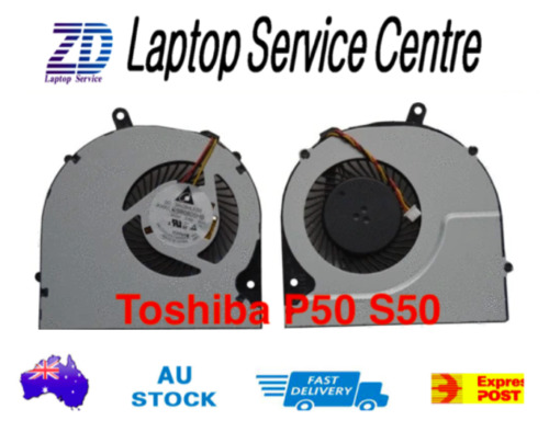 CPU Cooling Fan For Toshiba Satellite P50 P50T-A S50t-A S55