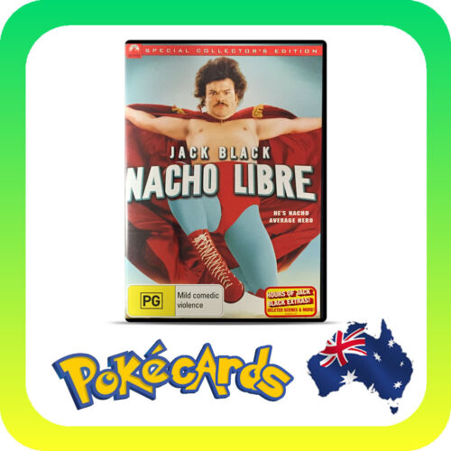 NACHO LIBRE - PRE-OWNED DVD - FREE SHIPPING!