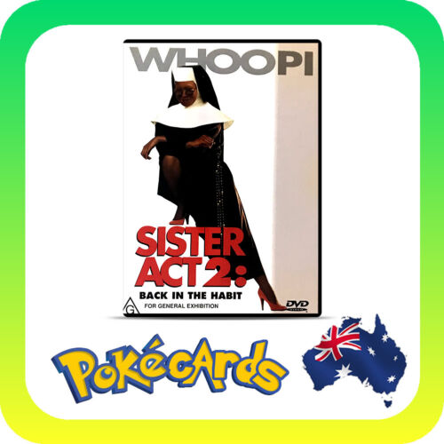 Sister Act 2 - Back In The Habit (DVD, 2000)