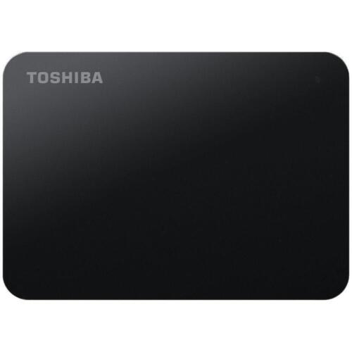 "Toshiba Canvio Basic 1TB Portable External Hard Drive HDD Black 2.5"" USB 3.0 NEW"