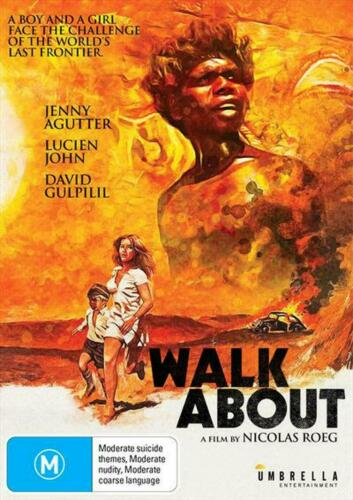 Walkabout (DVD) Nicolas Roeg NEW/SEALED