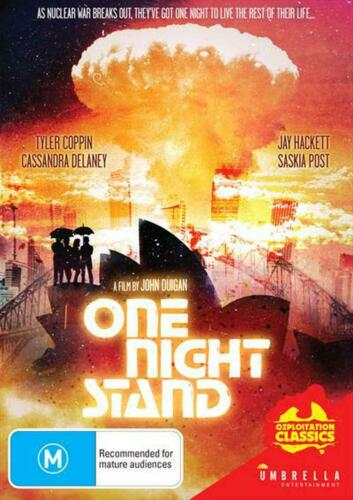 One Night Stand | Ozlopitation Classics (DVD) NEW/SEALED