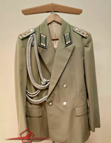UNIFORM JACKET CAPTAIN BORDER TROOPS GRENZTRUPPEN GERMAN DEMOCRATIC REPUBLIC DDRUniformes, cascos y gorras - 588