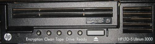 HPE LTO5 SAS H/Height External tape drive - Under 12 months use
