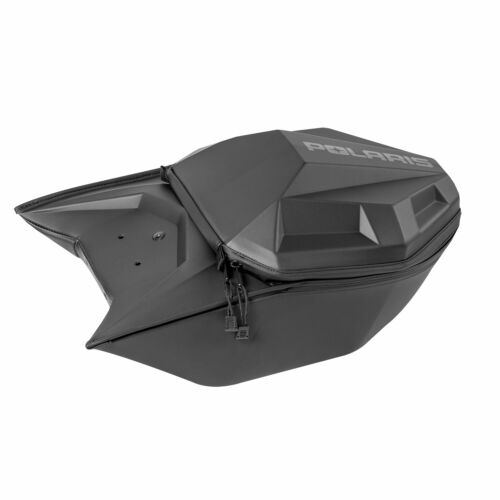 New OEM Polaris Snowmobile AXYS Lock & Ride Rear Sport Rack Bag - 2881464 <br/> Fast Free Shipping - US Factory Dealer - 30 Day Returns