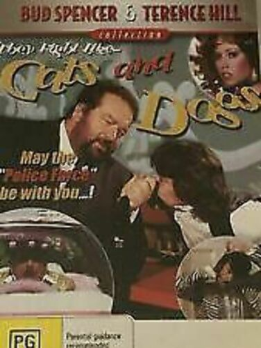 Cats And Dogs Bud Spencer Terence Hill DVD  brand new sealed  t119
