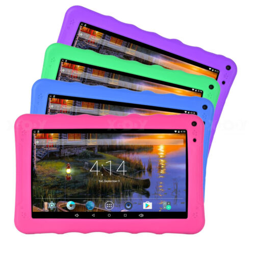"For XGODY Universal Silicone Case 9""Inch For Various Tablets Cover Shockproof AU"