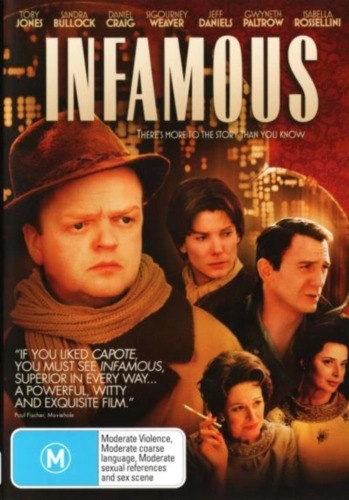 Infamous (DVD) NEW/SEALED [Region 2/4]