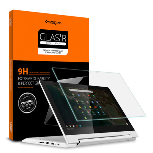 "Spigen® Lenovo Chromebook C330 (11.6"") Glass Screen Protector [Glas.tR SLIM] 1PK"
